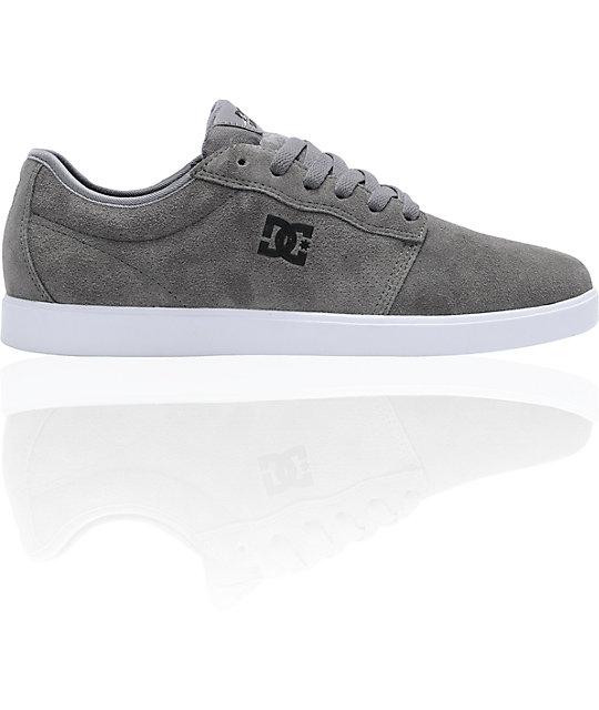 DC Chris Cole S Battleship & White Skate Shoes