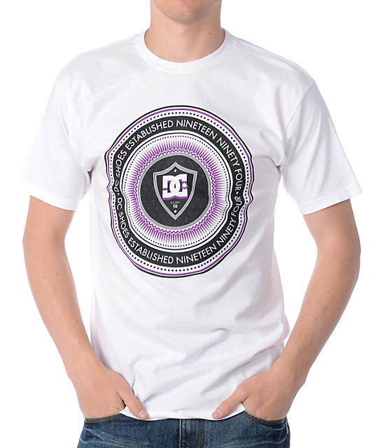 DC Convert White T-Shirt