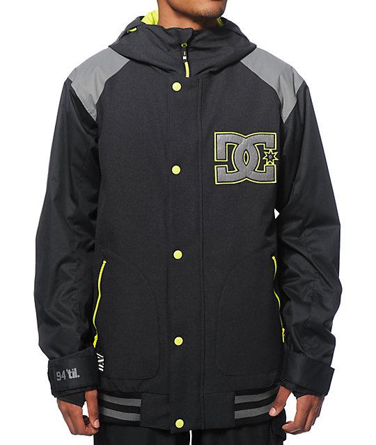 DC DCLA 10K Snowboard Jacket