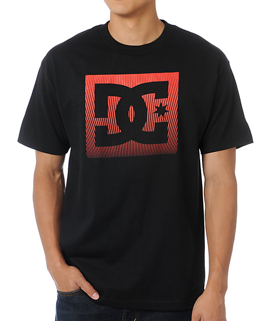 DC Dimensions Black T-Shirt