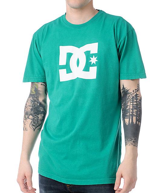 DC Dyrdek T-Star Green T-Shirt
