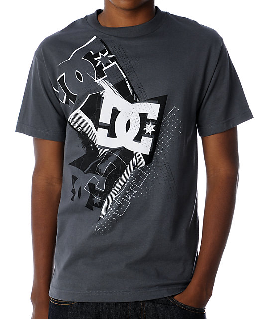 DC Expansion Charcoal T-Shirt