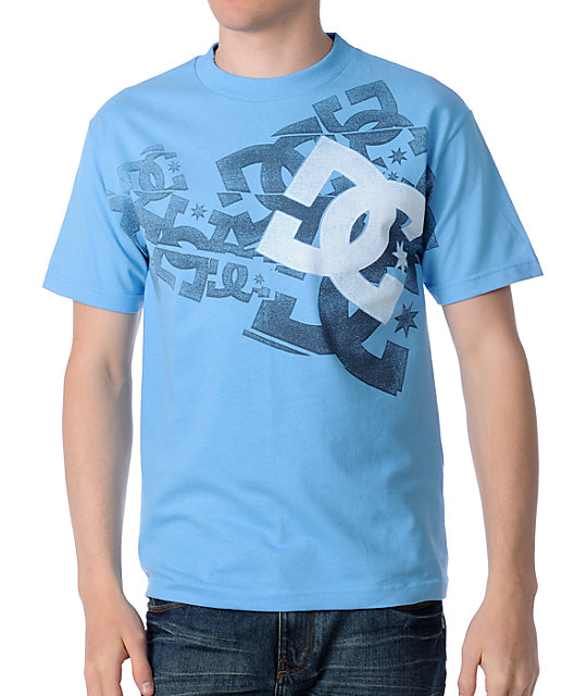 DC Feist Blue T-Shirt