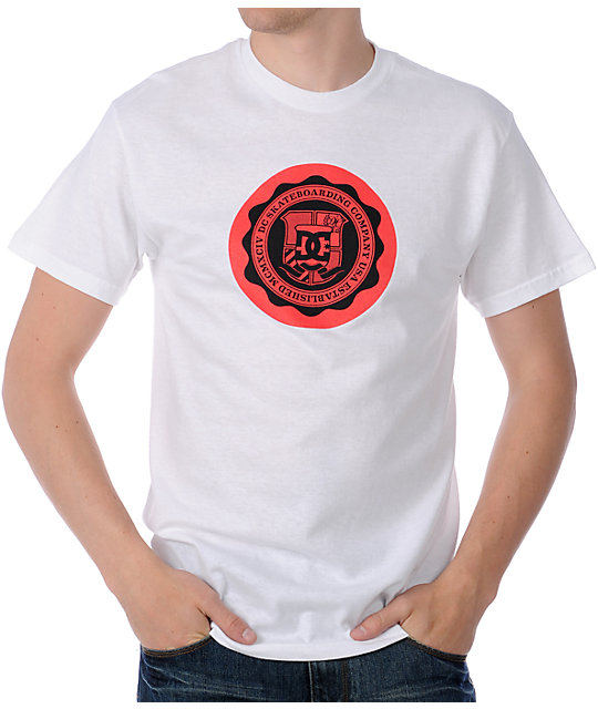 DC Finals White T-Shirt