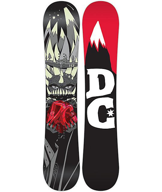 DC Focus 153cm Snowboard