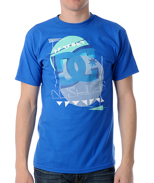 DC Formula Blue T-Shirt
