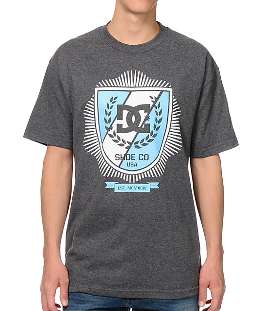 DC Guard Charcoal T-Shirt