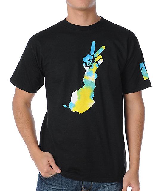 DC Ikka Black T-Shirt