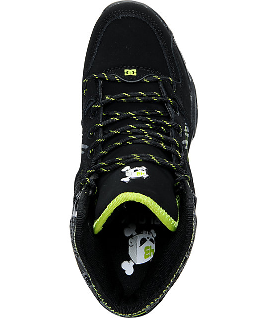 DC Ken Block Versatile Hi WR Water Resistant Shoes