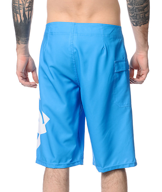 DC Lanai Blue 22 Board Shorts