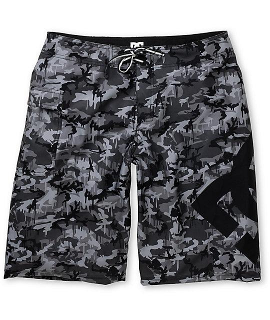 DC Lanai Camo 22 Board Shorts