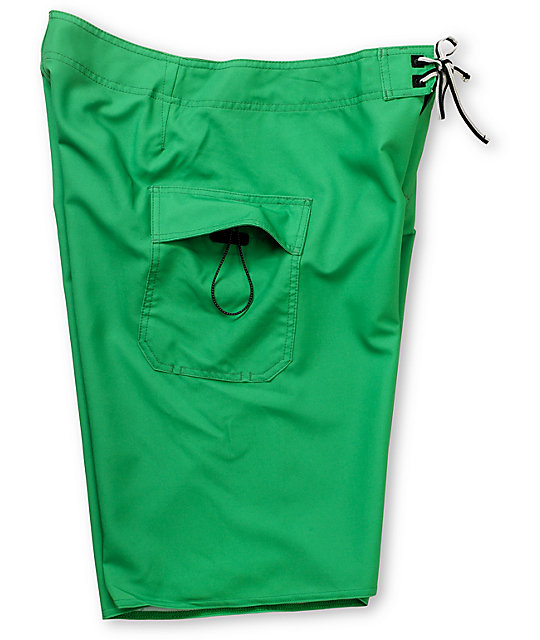 DC Lanai Essential Green 22 Board Shorts