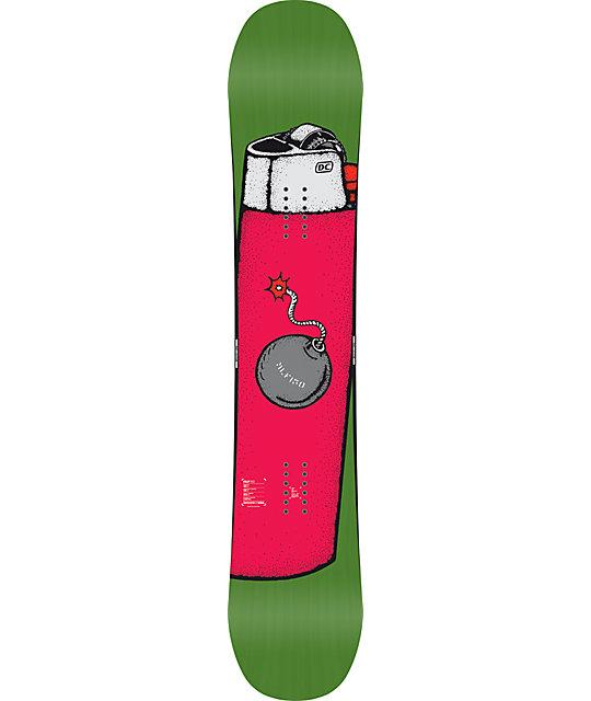 DC MLF 150cm Snowboard