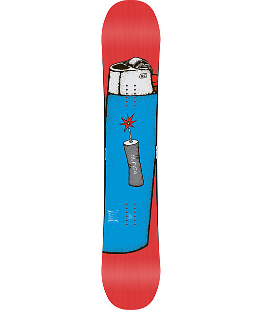 DC MLF 154cm Snowboard