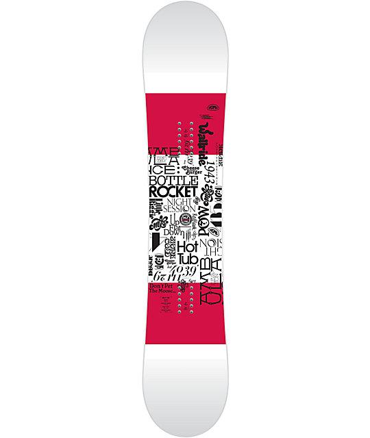 DC MLF 158cm Snowboard