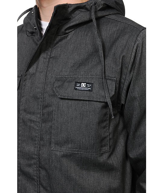 DC Mastadon Charcoal Jacket