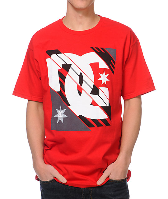 DC Melody Red T-Shirt