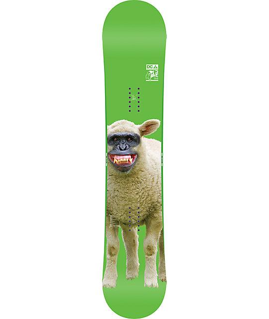 DC PBJ 144cm Snowboard