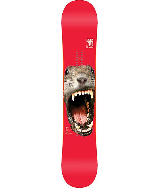 DC PBJ 153cm Snowboard