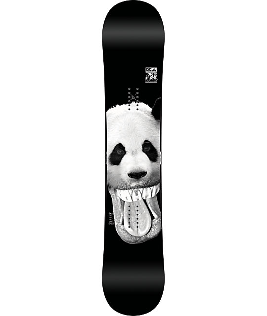DC PBJ 155cm Wide Snowboard