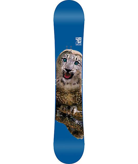 DC PBJ 157cm Snowboard