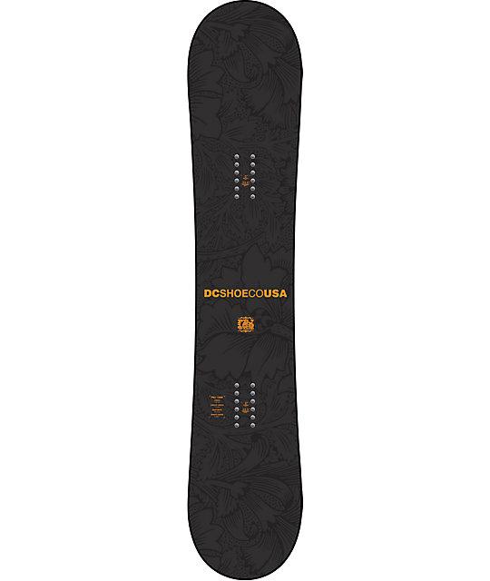 DC PBJ 159cm Wide Snowboard