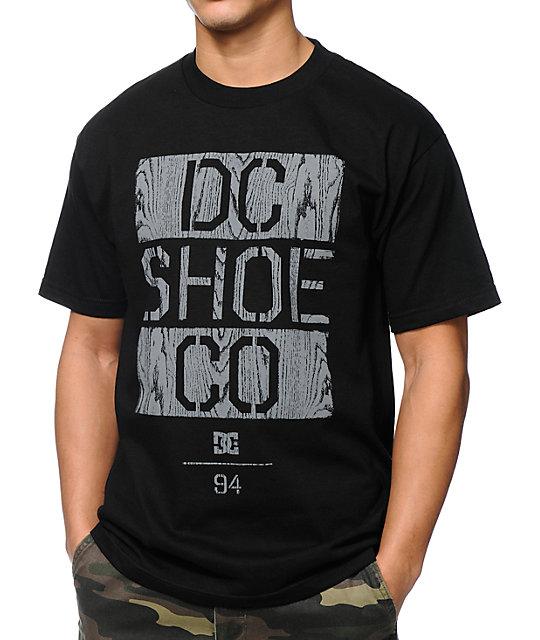 DC Permaculture Black T-Shirt