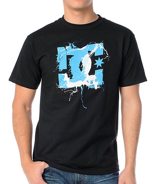 DC Plastique Black Skate T-Shirt
