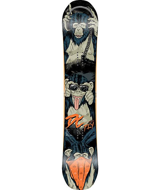 DC Ply 153cm.75 Aaron Bitner Snowboard