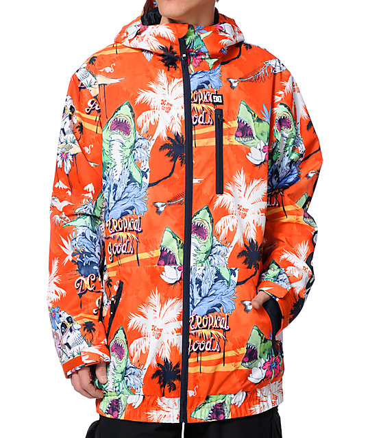 DC Ripley Tropical 10K Snowboard Jacket