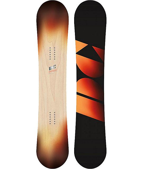 DC Space Echo 154cm Snowboard