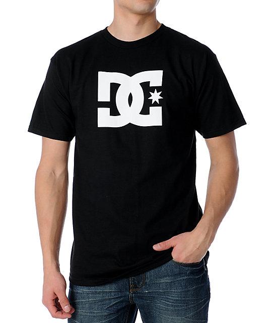 DC Star Black T-Shirt