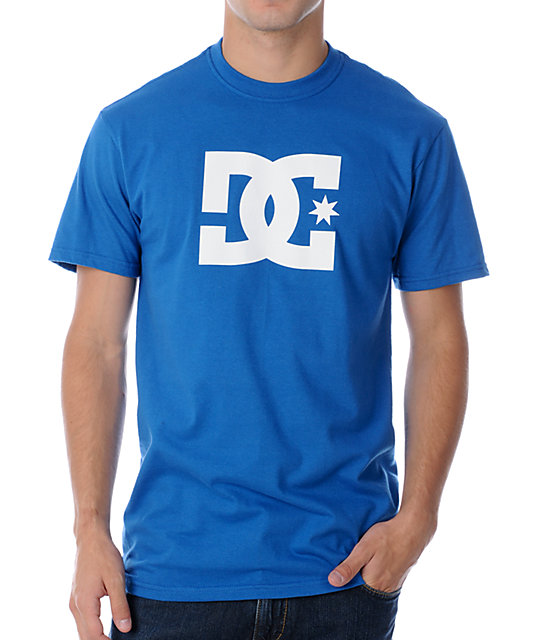 DC Star Blue T-Shirt
