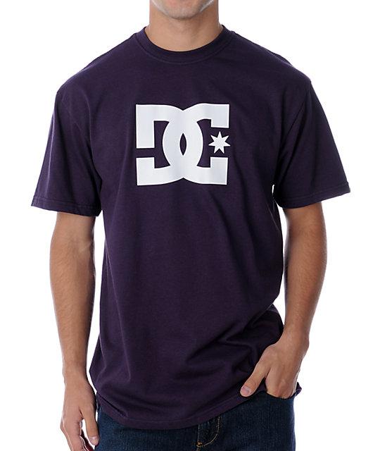 DC Star Purple T-Shirt