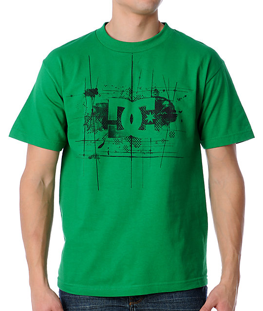 DC Starscream Green T-Shirt