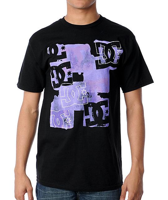 DC Stepping Stone Black T-Shirt