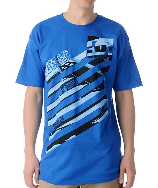 DC Steps Blue T-Shirt