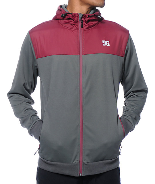 DC Sunday Shouting Tech Fleece Jacket