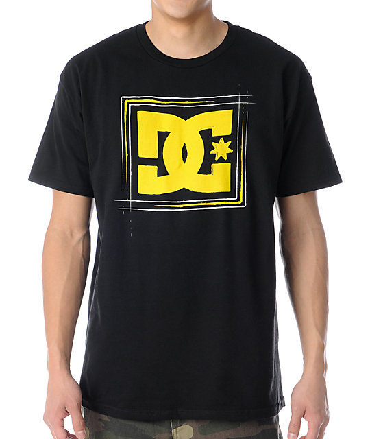 DC Surround Black T-Shirt