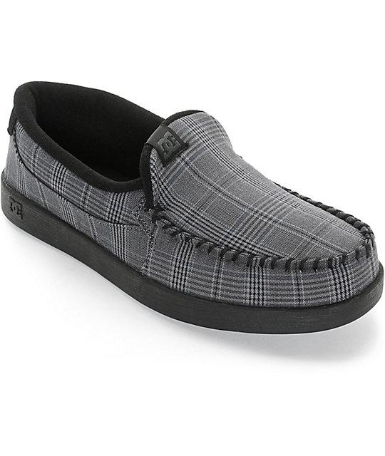 DC Villain TX Slippers