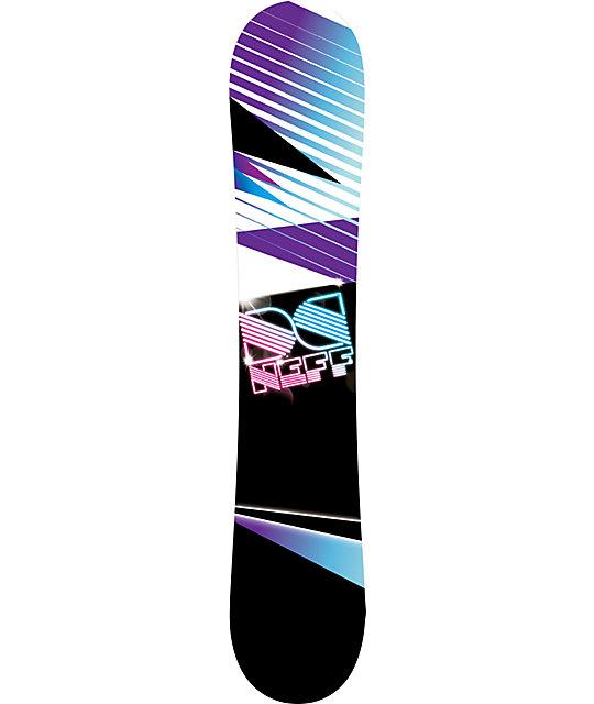 DC x Neff PBJ 157cm Snowboard