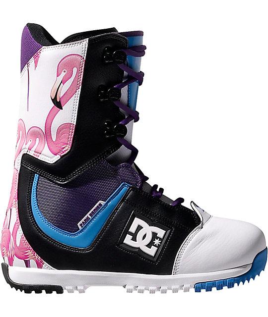 DC x Neff Park Snowboard Boots