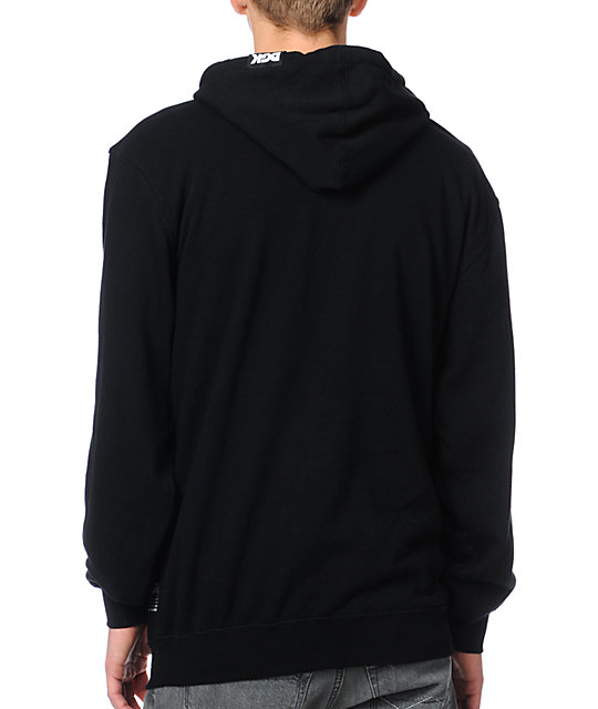 DGK All Day Snake Black Pullover Hoodie | Zumiez