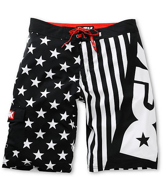 DGK Angle Justice Board Shorts