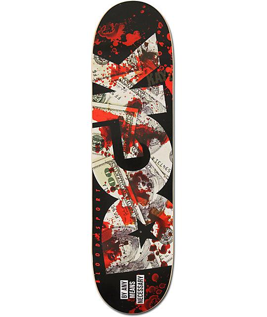 """DGK Bloodsport 8.25""""  Skateboard Deck"""