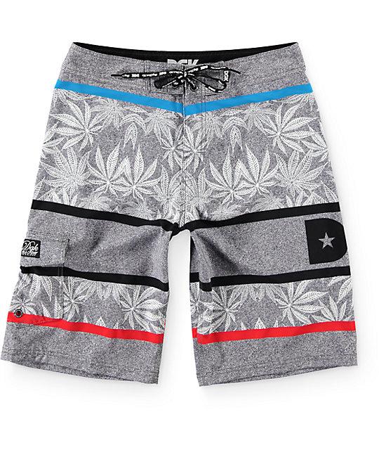 """DGK Cannabis Cup 23""""  Board Shorts"""