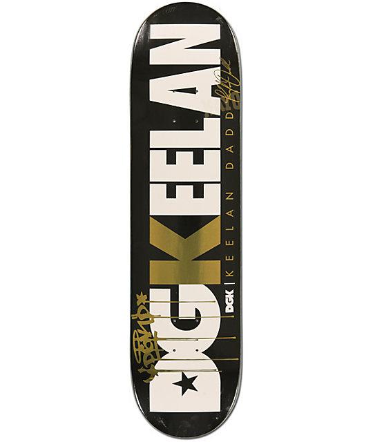 """DGK DGKeelan 8.06""""  Skateboard Deck"""
