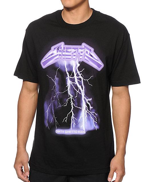 DGK Ghetto World Tour T-Shirt