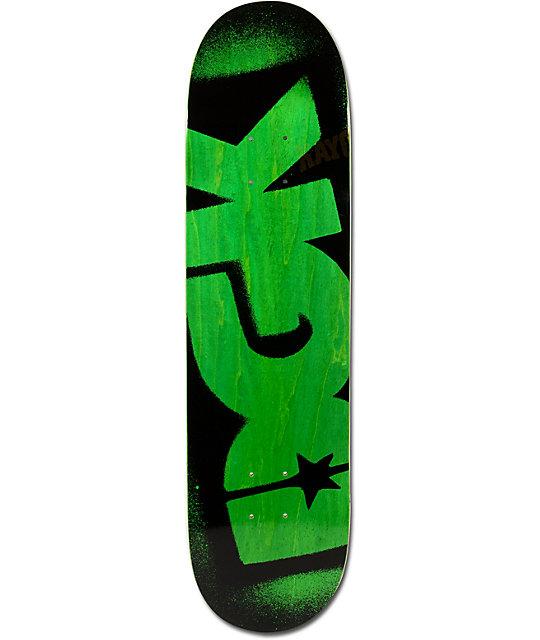 """DGK Logo PP 8.0""""  Skateboard Deck"""