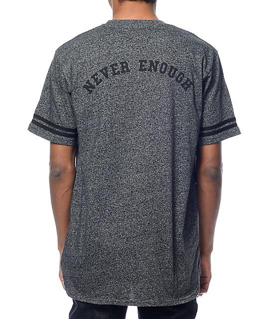 DGK Never Enough Black T-Shirt